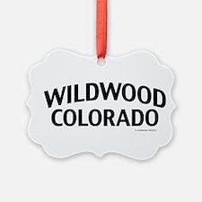 Wildwood Colorado Ornament