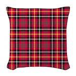 Tartan - Akins Woven Throw Pillow