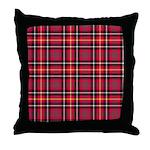 Tartan - Akins Throw Pillow