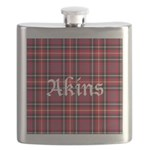 Tartan - Akins Flask