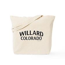 Willard Colorado Tote Bag