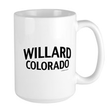 Willard Colorado Mug
