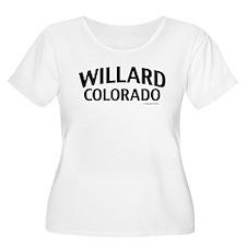 Willard Colorado Plus Size T-Shirt