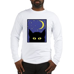Bombay Cat Long Sleeve T-Shirt