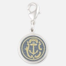 Vintage Rhode Island Seal Charms