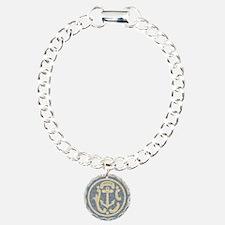 Vintage Rhode Island Seal Bracelet