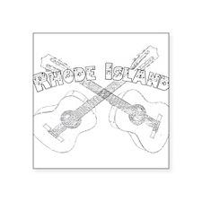 Rhode Island Guitars Sticker