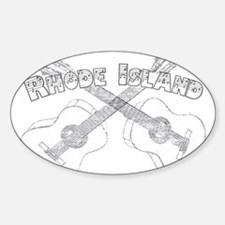 Rhode Island Guitars Decal