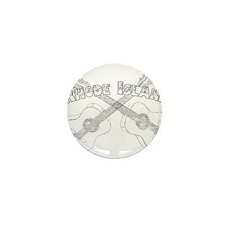 Rhode Island Guitars Mini Button (10 pack)