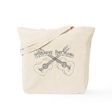Rhode Island Guitars Tote Bag