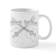 Rhode Island Guitars Mug