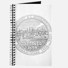 Newport Rhode Island Vintage Seal Journal