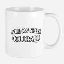 Willow Creek Colorado Mug
