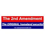 2nd Amendment IS Homeland Security