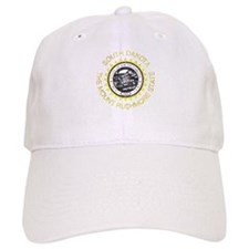 South Dakota Vintage State Flag Baseball Hat