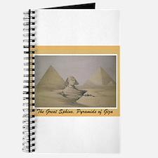 Pyramid of Giza Journal