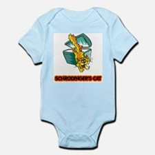 Schrodinger's Cat Infant Bodysuit