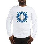 New APBA Baseball Logo Long Sleeve T-Shirt