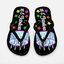 SUPERB 16TH Flip Flops