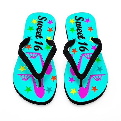 16 AND AMAZING Flip Flops