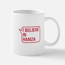 I Believe In Hamza Small Small Mug