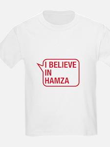 I Believe In Hamza T-Shirt