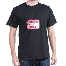 I Believe In Hamza T-Shirt