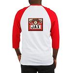 JAX Beer Label Baseball Jersey