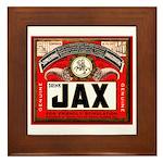 JAX Beer Framed Tile
