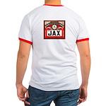 JAX Beer Label Ringer T