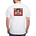 JAX Beer White T-Shirt