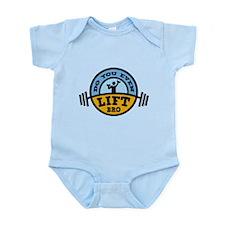 Do You Even Lift Bro? Infant Bodysuit