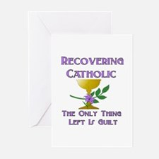 Recovering Catholic Greeting Cards (Pk of 10)