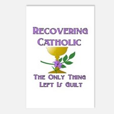 Recovering Catholic Postcards (Package of 8)