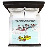 Fruited Plane King Duvet