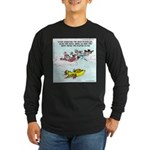 Fruited Plane Long Sleeve T-Shirt