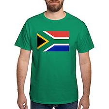 Flag South Africa T-Shirt