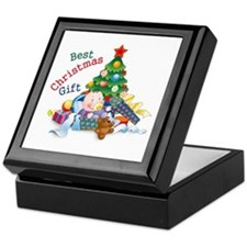 Baby-boy Christmas Gift Keepsake Box