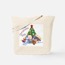 Baby-boy Christmas Gift Tote Bag