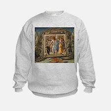 Benvenuto di Giovanni - Christ in Limbo Sweatshirt