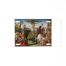 Benvenuto di Giovanni - The Crucifixion Aluminum L