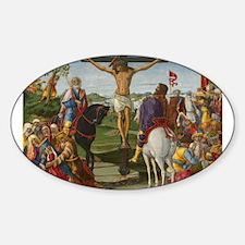 Benvenuto di Giovanni - The Crucifixion Decal