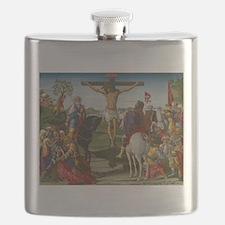 Benvenuto di Giovanni - The Crucifixion Flask