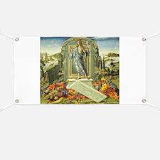 Benvenuto di Giovanni - The Resurrection Banner