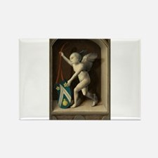 Bernard van Orley - Putto with Arms of Jacques Co