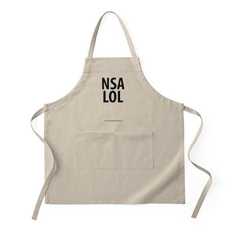 NSA LOL Apron