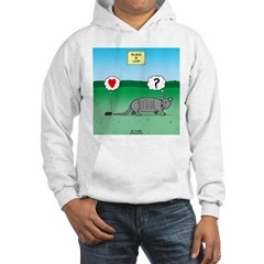 Pill Bug and Armadillo Hoodie