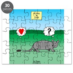 Pill Bug and Armadillo Puzzle