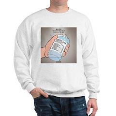 Water Nutritional Value Sweatshirt