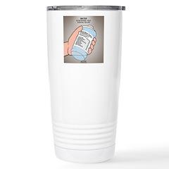 Water Nutritional Value Stainless Steel Travel Mug